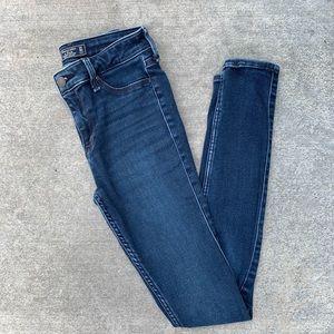 Abercrombie Size 00 legging Jeans
